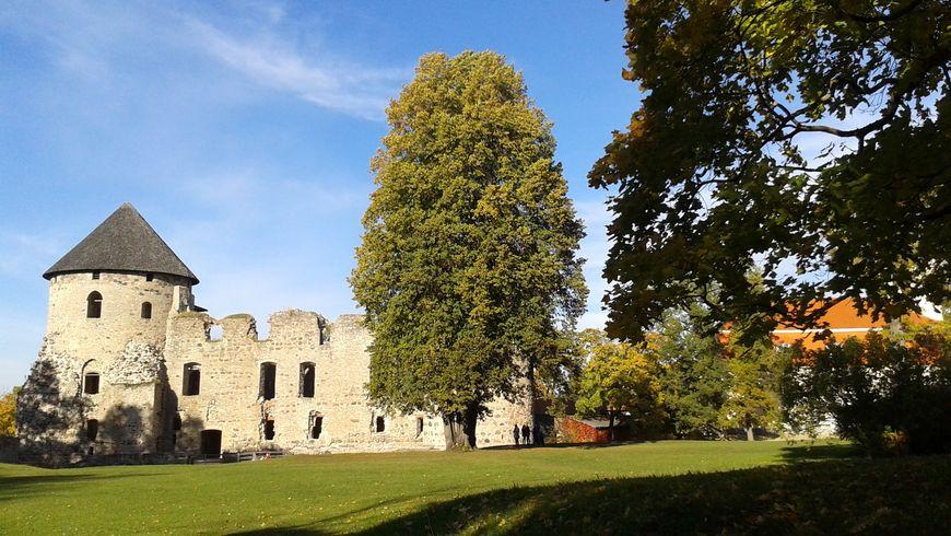 Ливонская Швейцария и замок Венден - экскурсии