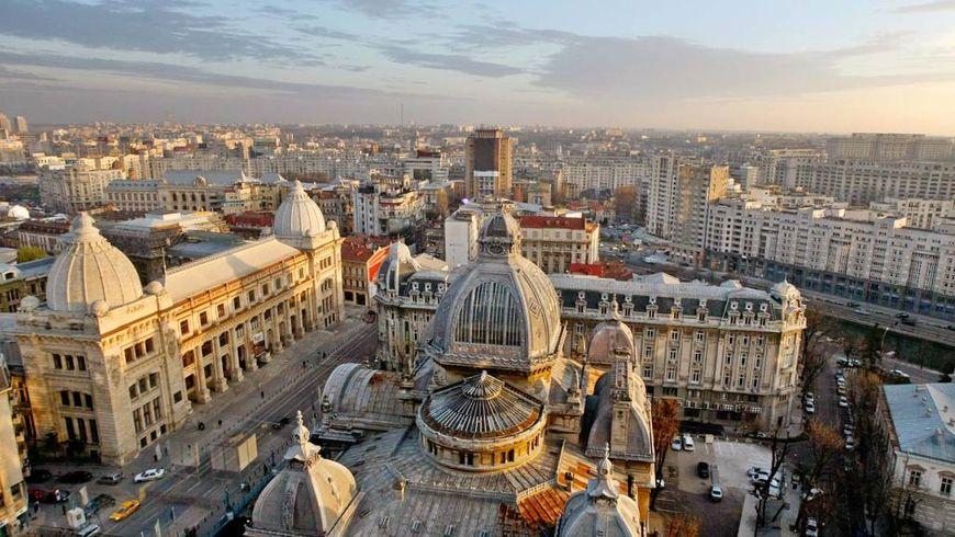 Бухарест— «маленький Париж» Восточной Европы - экскурсии