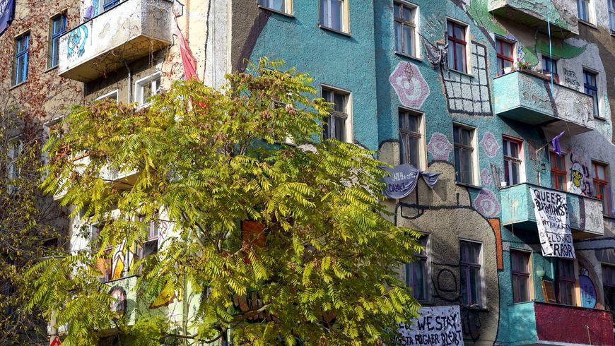 Вдохнуть берлинский дым свободы - экскурсии