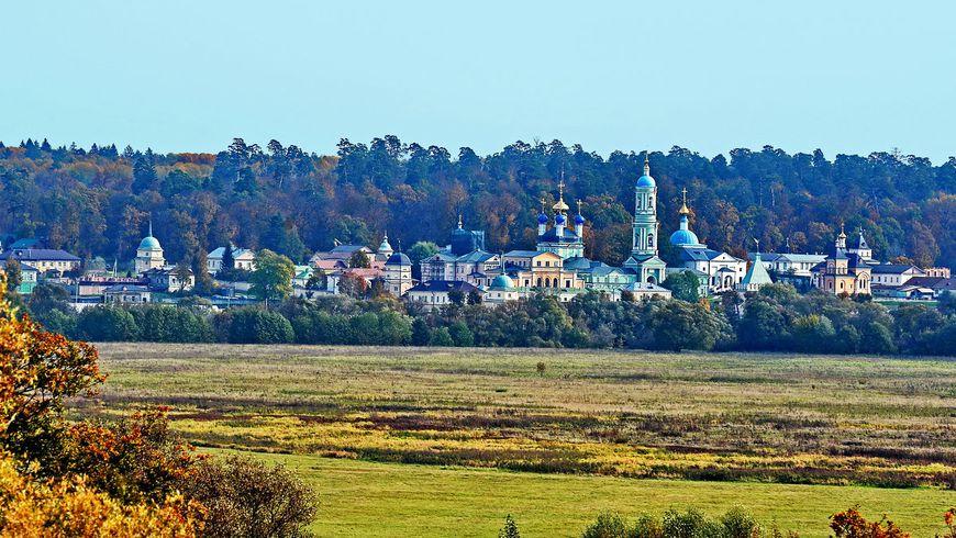 Культовые святыни Калужской области - экскурсии