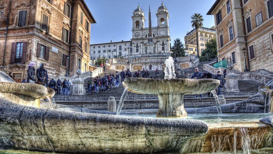 Обзорная прогулка по Риму - экскурсии