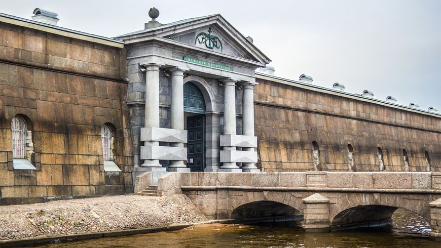 Петропавловская крепость: тайны царской тюрьмы - экскурсии