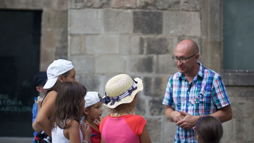 Обзорная Барселона: детская версия - экскурсии