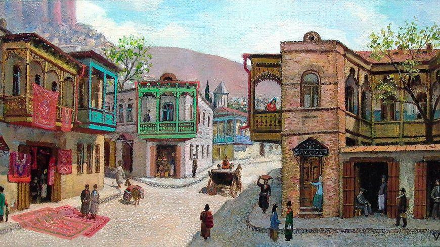 Тбилиси — город мастеров - экскурсии