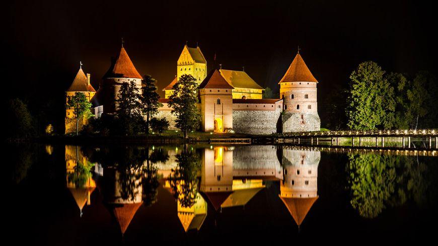 Вильнюс и Тракай — современная и древняя столицы Литвы - экскурсии