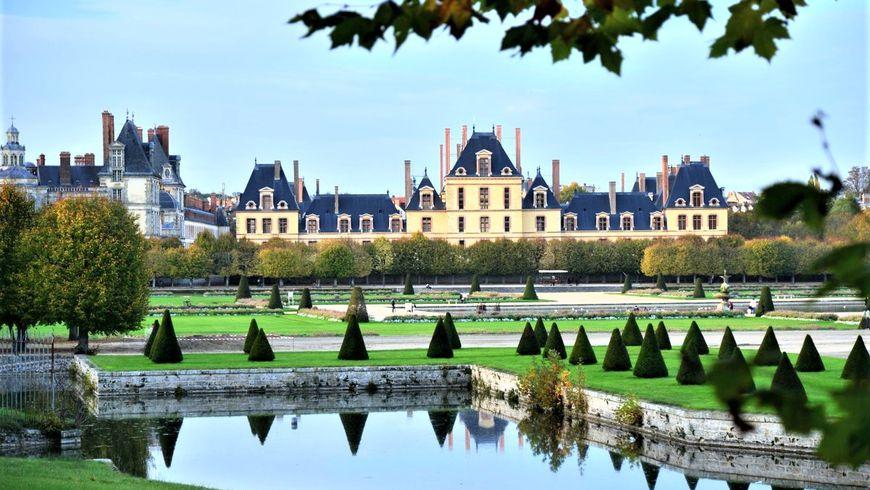 Фонтенбло — король замков вокруг Парижа - экскурсии