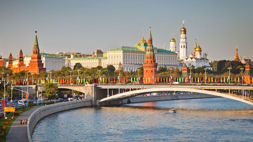 Классическая обзорная экскурсия по Москве на автобусе - экскурсии