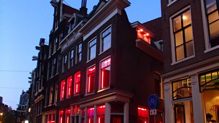 Злачный Амстердам - экскурсии