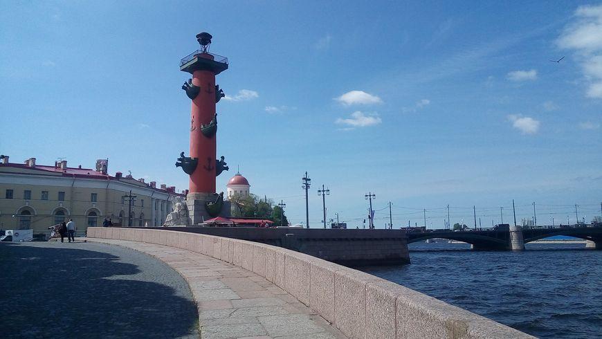 Обзорная экскурсия по Петербургу. Ансамбль Биржевой площади - экскурсии