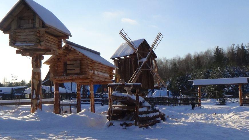 Традиции русской деревни в частном музее - экскурсии