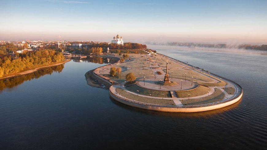 Обзорная экскурсия по Ярославлю - экскурсии