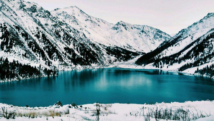 Восхождение на Большой Алматинский пик - экскурсии