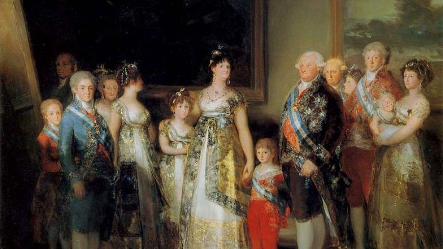 Музей Прадо: испанское королевство «в лицаx» - экскурсии