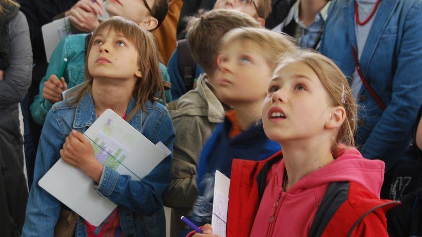 Ищем тишину на Тверской. Экскурсия для детей - экскурсии