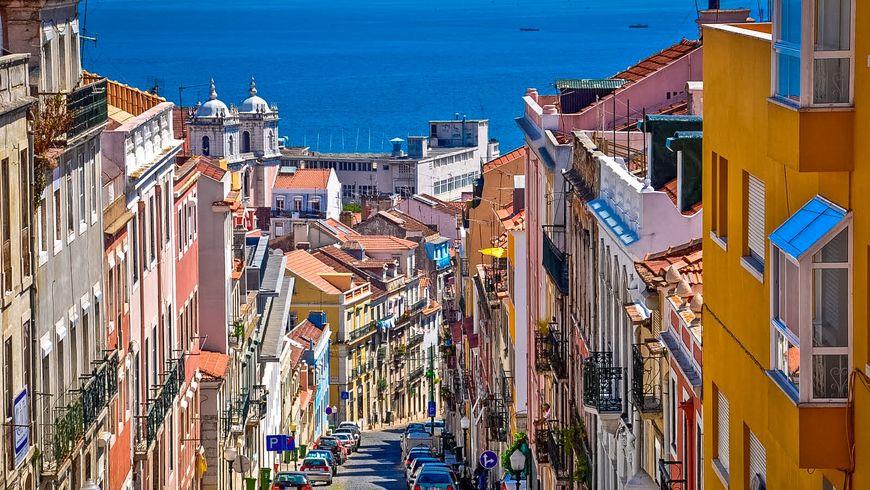 Трансфер + экскурсия: Лиссабон