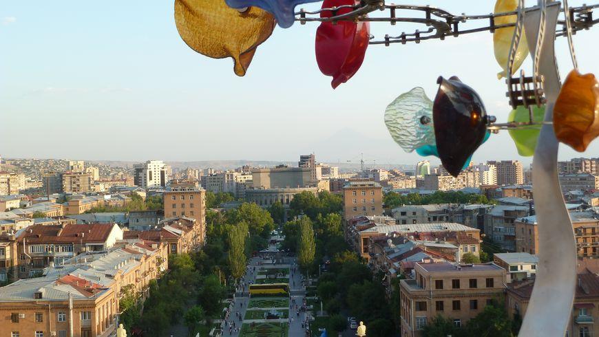 Oбзорная экскурсия по Еревану - экскурсии
