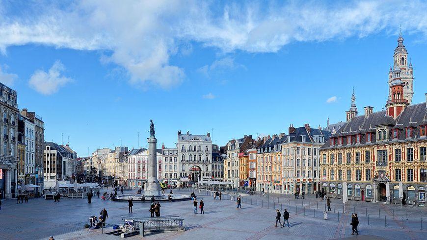 Лилль — город на перекрестке культур. Фландрия vs Франция - экскурсии
