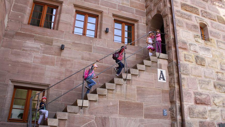 Детский квест в Императорском замке - экскурсии