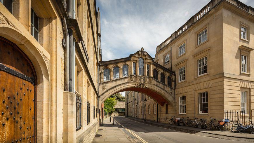 Оксфорд и Стратфорд-на-Эйвоне за один день - экскурсии