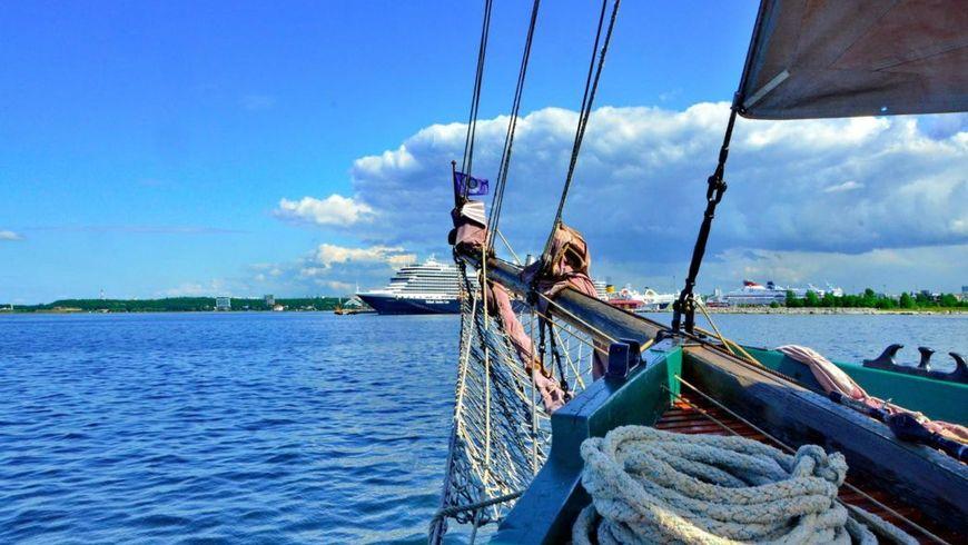 Морская прогулка по Таллину - экскурсии