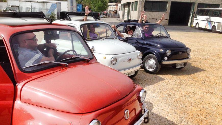 Дольче Вита — за рулем легенды Fiat «чинвеченто» - экскурсии