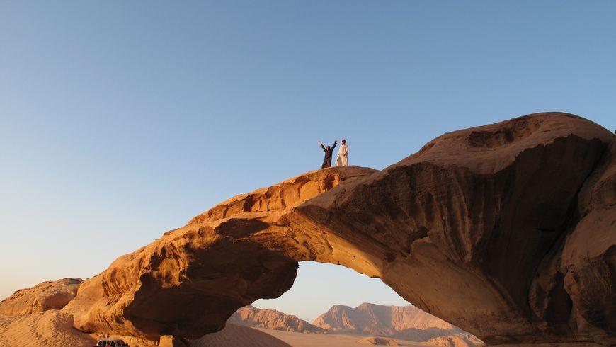 По другую сторону пустыни - экскурсии