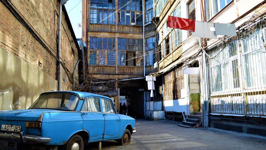 Симфония тбилисских кварталов - экскурсии