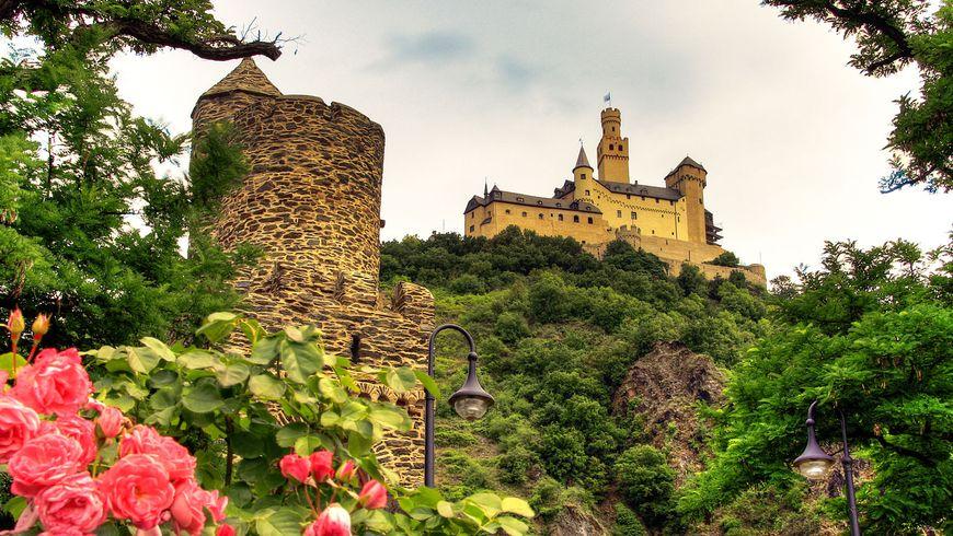 Замки Рейна - экскурсии