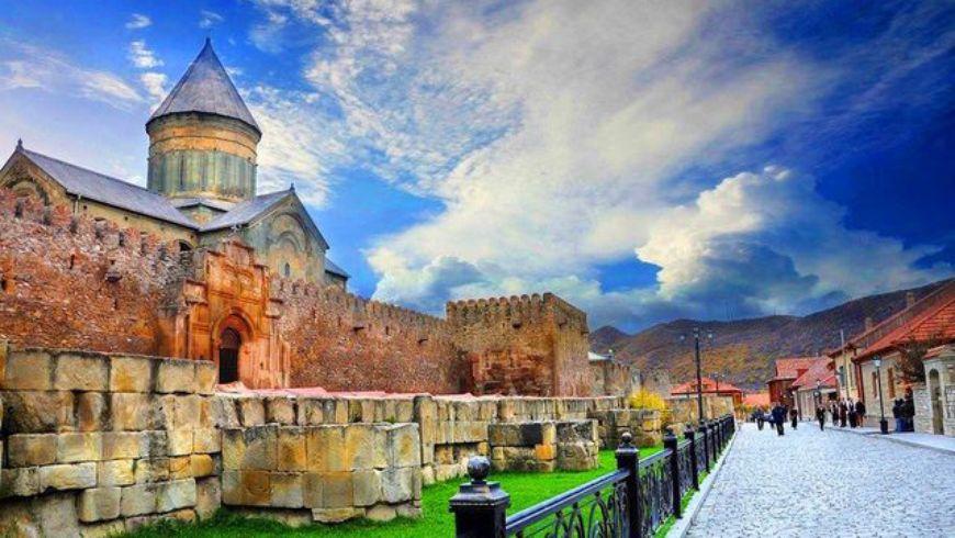 Древняя столица Грузии - экскурсии