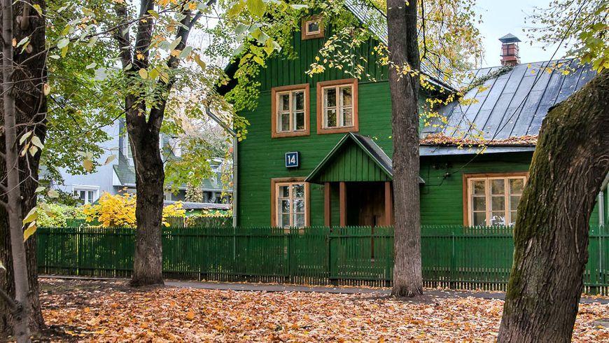 Поселок художников наСоколе: город-сад или сны очем-то большем - экскурсии