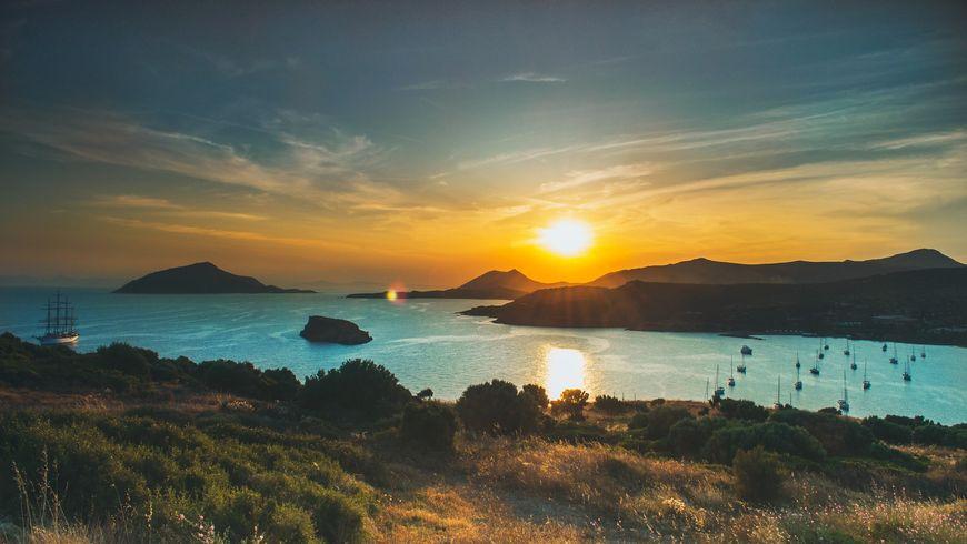 В Афины за вдохновением: экскурсия-плэнер - экскурсии