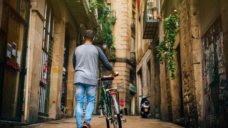 Готическая Барселона на велосипедах - экскурсии
