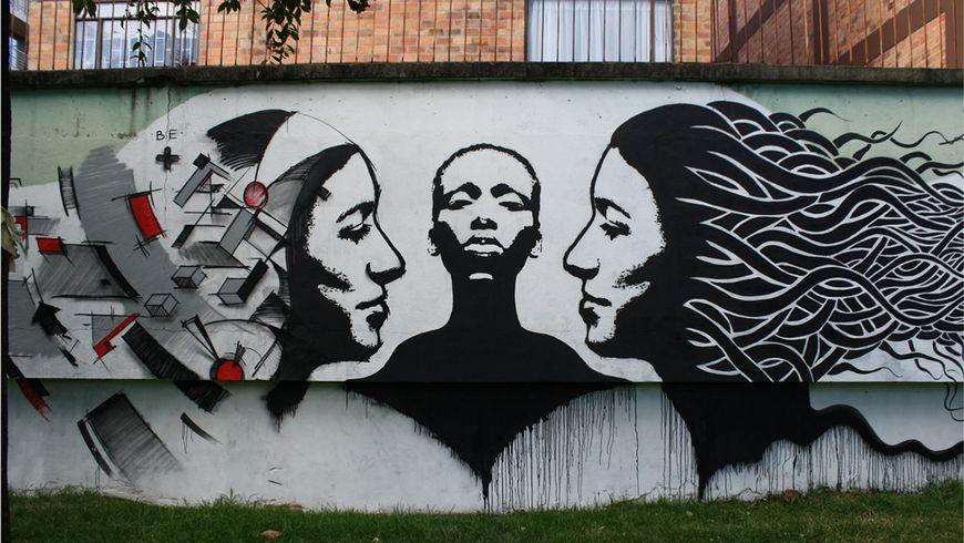 Уличное искусство Боготы - экскурсии