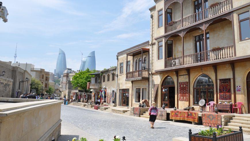 Баку. История Старого города - экскурсии