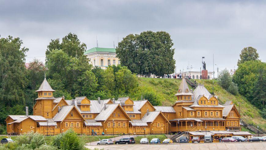 Городецкий край— русская Финляндия - экскурсии