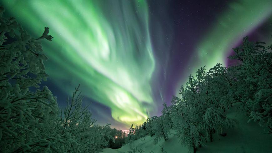 Охота за северным сиянием - экскурсии