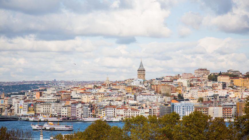 Фотосессия в историческом центре Стамбула - экскурсии