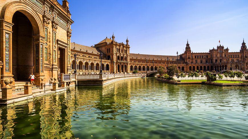 Путешествие из Малаги в Севилью - экскурсии