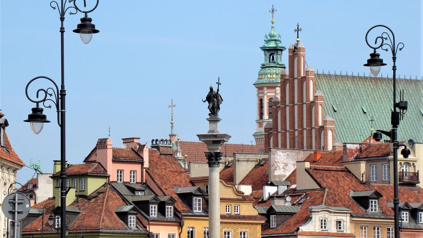 Варшава сквозь века - экскурсии