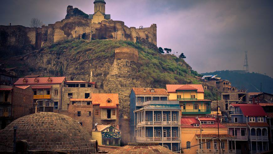 Тбилиси – город