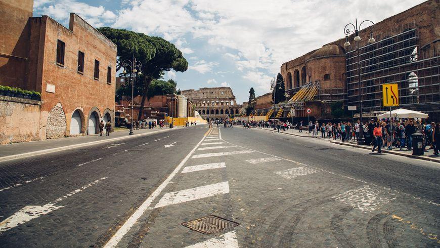 Трансфер «Аэропорт — Рим» - экскурсии