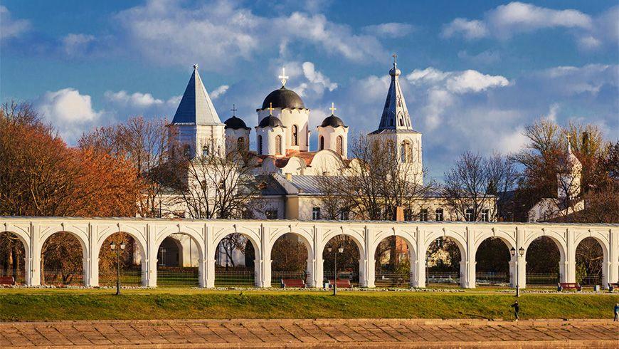 Величие Новгорода - экскурсии
