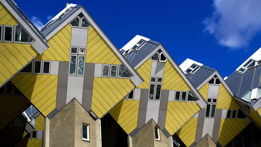 Архитектурный Роттердам: обзорная экскурсия - экскурсии