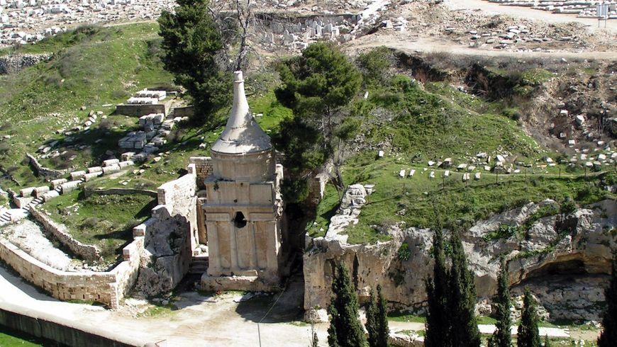 Некрополис Иерусалима - экскурсии