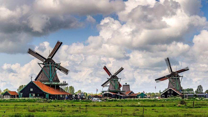 Заансе-Сханс— живая история Нидерландов - экскурсии
