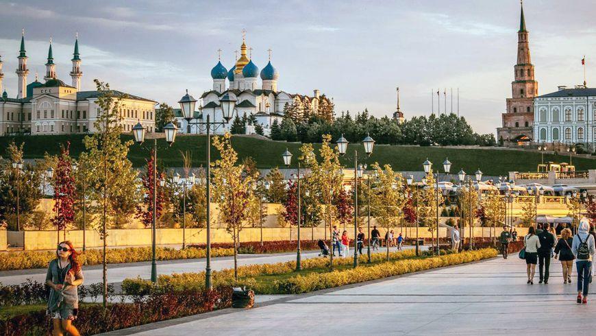 Великолепная Казань — главные архитектурные шедевры за один день - экскурсии