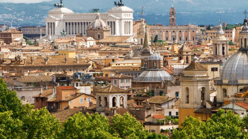 Образы Рима. От Собора Святого Петра до Колизея - экскурсии
