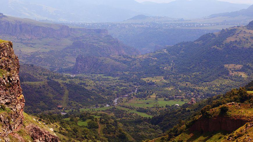 Открыть красоту природы Армении - экскурсии