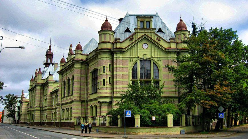 Петербург в стиле модерн - экскурсии