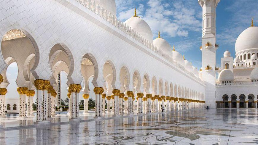 Из Дубая в Абу-Даби - экскурсии